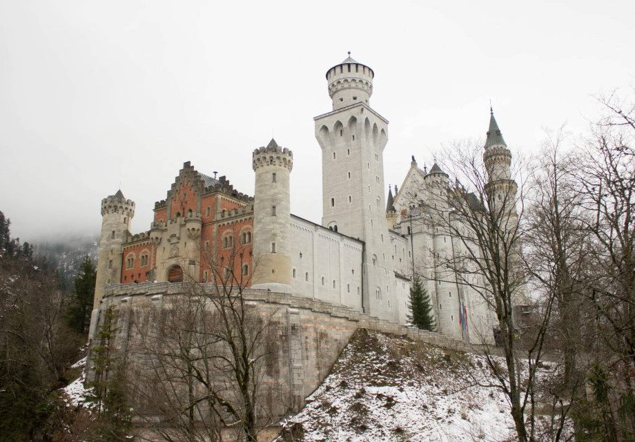 Neuschwanstein castle | Desiree Prakash Studio