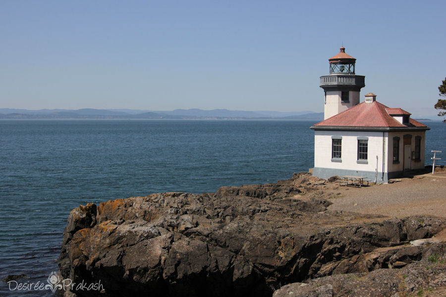 Lime Kiln Point Lighthouse | Desiree Prakash Studio
