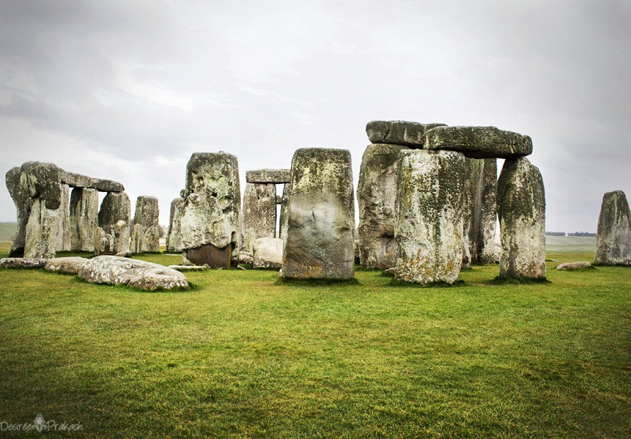 stonehenge | Desiree Prakash Studio