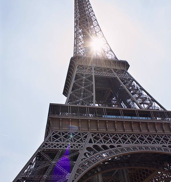 Eiffel Tower | Desiree Prakash Studio