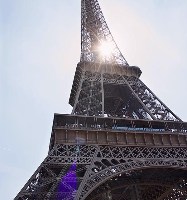 Eiffel Tower   Desiree Prakash Studio
