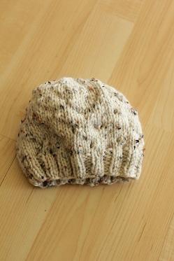 knit cap | Desiree Prakash Studio