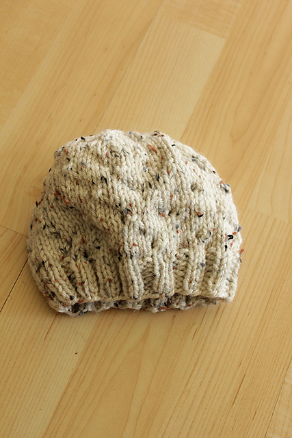 knit cap | Desiree Prakash Studio