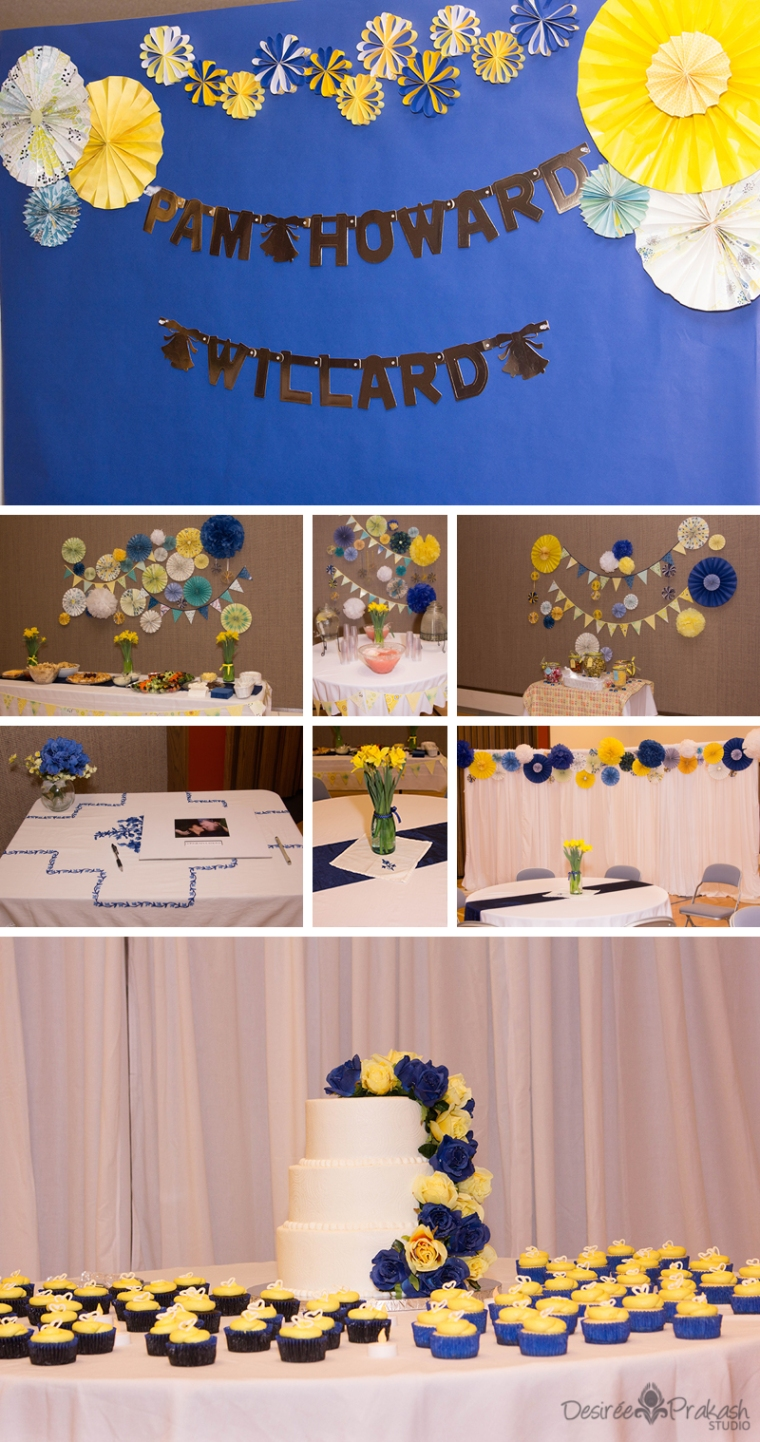 willard wedding decor