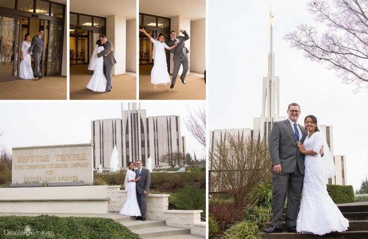 willard wedding seattle temple