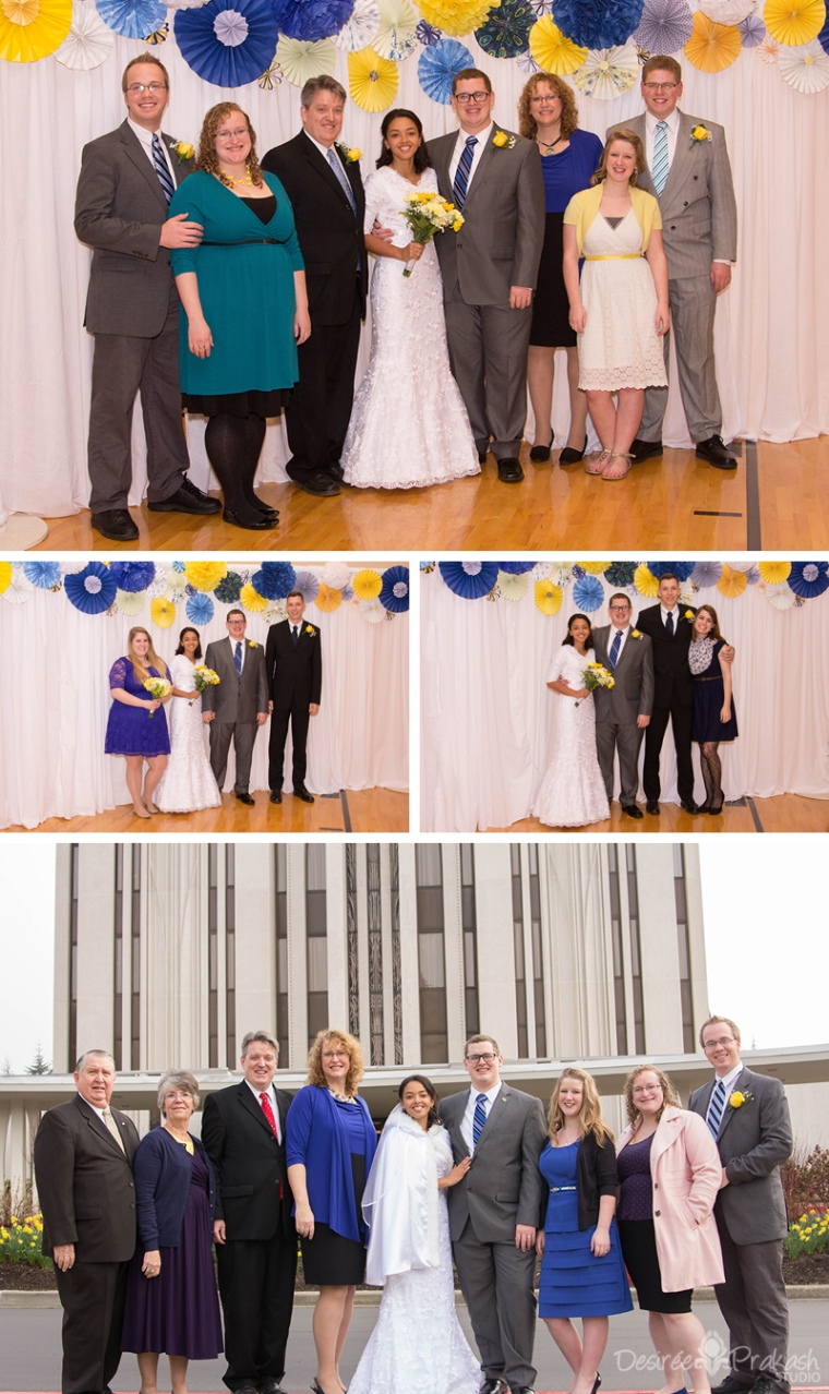 willard wedding family