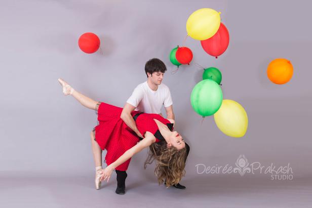 dancers | Desiree Prakash Studio