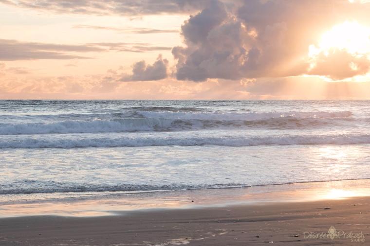 beach sunset |Desiree Prakash Studio