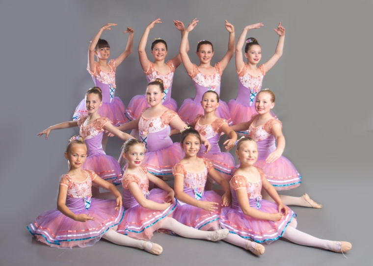 Ballet dance class photo | Desiree Prakash Studio